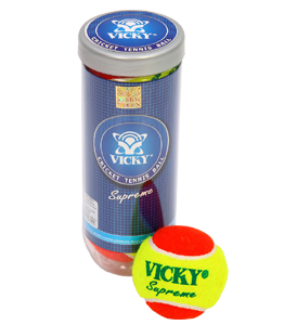 Vicky-Supreme-Cricket-Tennis-Ball-Double-Colour-15